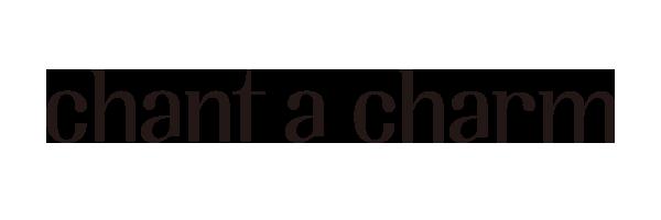 chant a charm ロゴ