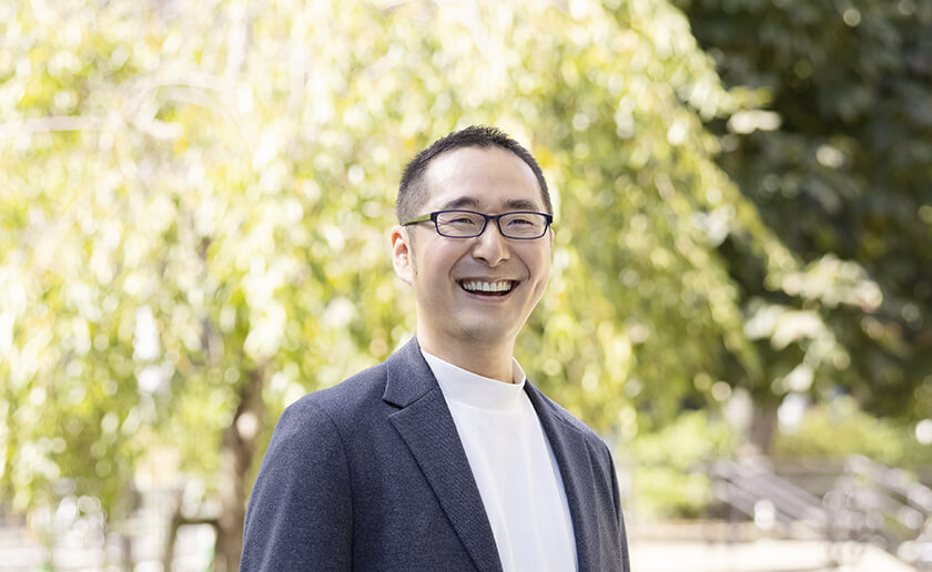 Yoshiaki Hagiwara,Representative Director and President