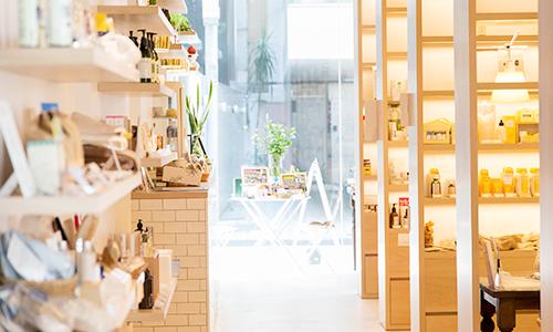 【コンセプトショップ「BEAUTY LIBRARY(ビューティライブラリー)】新店オープン