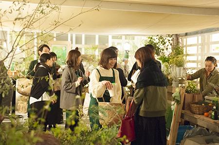 【ヴェレダ】イベントレポート・スキンフード90周年アーバンガーデンパーティ開催