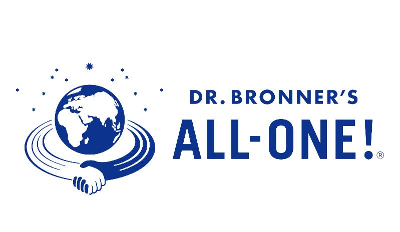 カリフォルニア発、天然由来成分100%のオーガニックソープメーカー『Dr.Bronner's』の日本正規代理店として販売開始しました